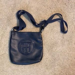 Tommy Hilfiger Navy Blue Crossbody Bag